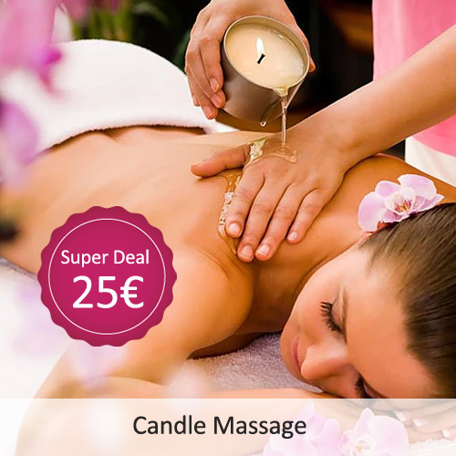 Candle Massage My Spa Προσφορά