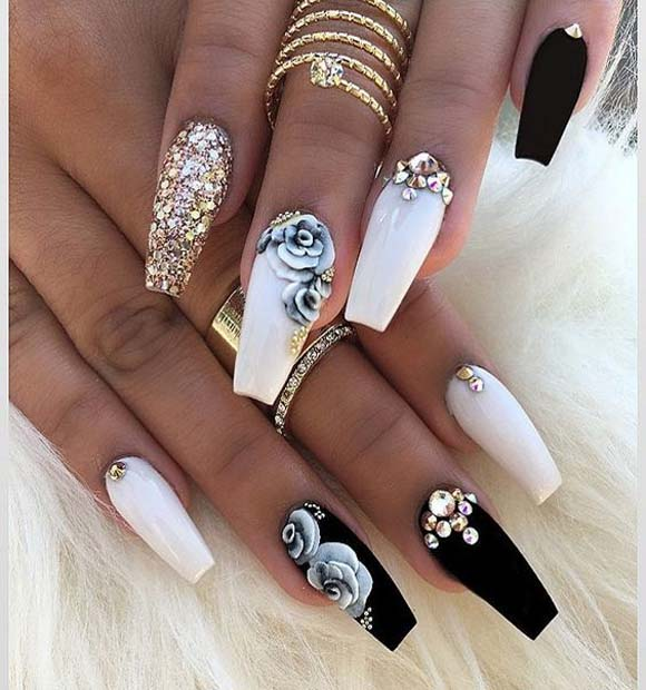 Nail Art 2018 Myspa