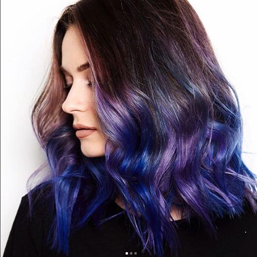 Ραντεβού χρώμα μαλλιών